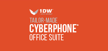 KEEP YOUR PERSONAL AND COMPANY'S DATA SECURE WITH 1dw OFIICE SUITES